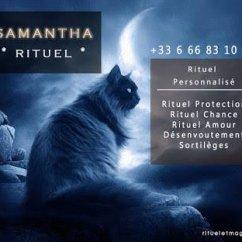 SAMANTHA RITUEL